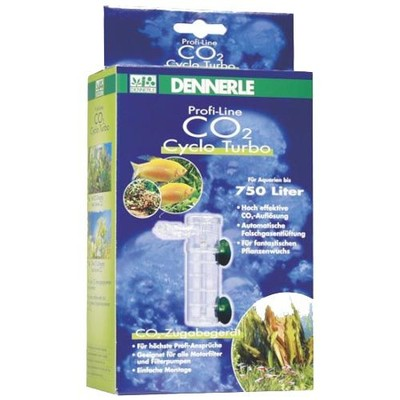 Диффузор (реактор) DENNERLE Profi-Line CO2 Cyclo Turbo CO2 diffusor для аквариумов до 750л