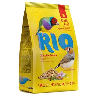 Корм для экзотических птиц RIO