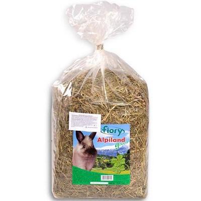 Корм для грызунов FIORY Alpiland Green сено с люцерной