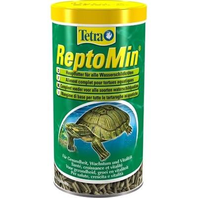 Корм для черепах TETRA ReptoMin Sticks в виде палочек для водных черепах 1000мл