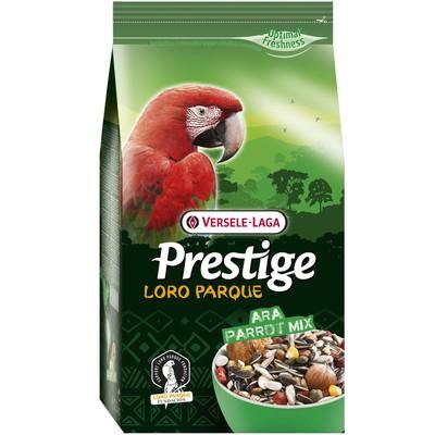 Корм для птиц VERSELE-LAGA Prestige Premium Ara Parrot Loro Parque Mix для крупных попугаев