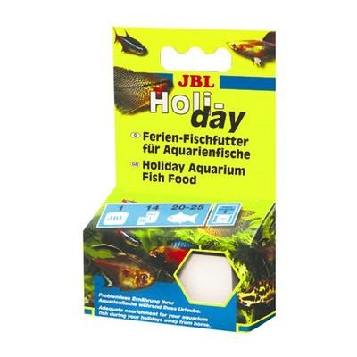 Корм для рыб JBL Holiday на время отпуска