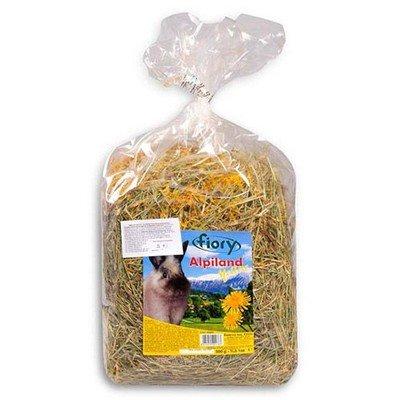 Корм для грызунов FIORY Alpiland Yellow сено с одуванчиком