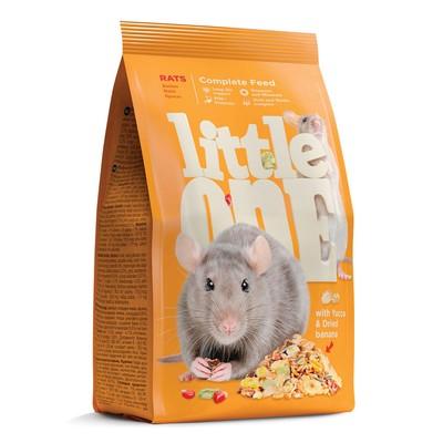 Корм для грызунов LITTLE ONE для крыс