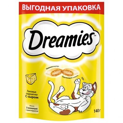 Лакомство для кошек DREAMIES с сыром