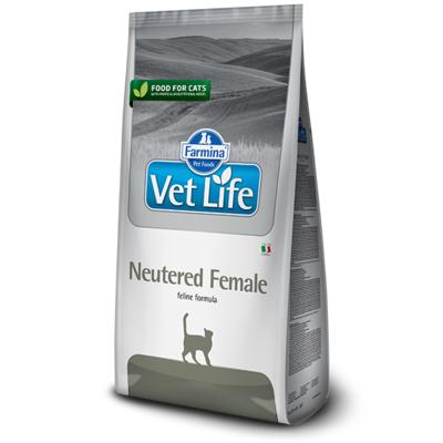 Корм для кошек FARMINA Vet Life Natural Diet для кастрированных